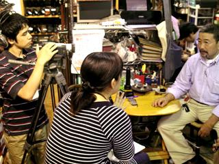 【受講生募集】2012年 秋期映像制作ワークショップ