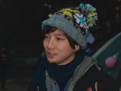 アサダワタルさん(事編kotoami主宰/元・大和川レコード)