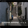 remoscope workshop in   横須賀